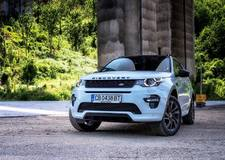 LR Discovery Sport