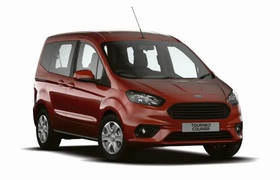 Ford Tourneo Courier под наем