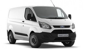 Ford Transit Custom под наем