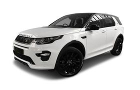 Mietwagen Land Rover Discovery Sport
