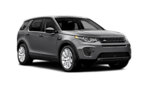 Mietwagen Discovery Sport Manual