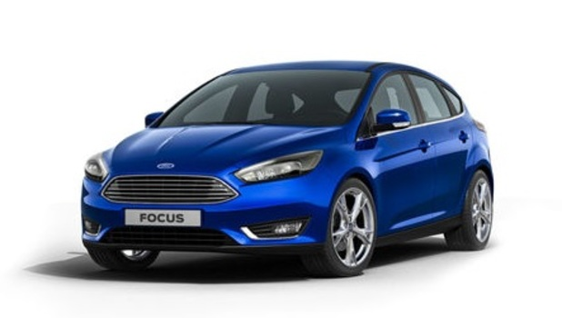 Ford Focus Auto rental